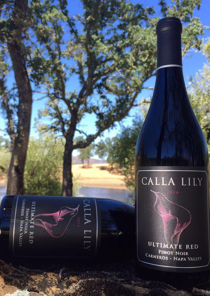 2014 Calla Lily Pinot Noir